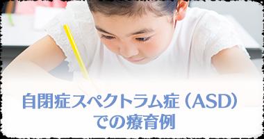 自閉症スペクトラム症(ASD)での療育例